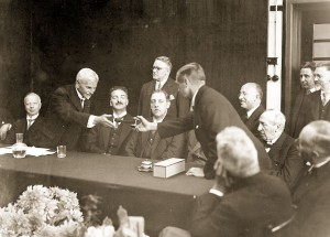 Opening GLA (AGS) 1933